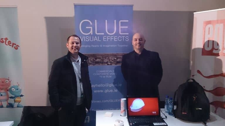 GLUE at VFX Summit Dublin