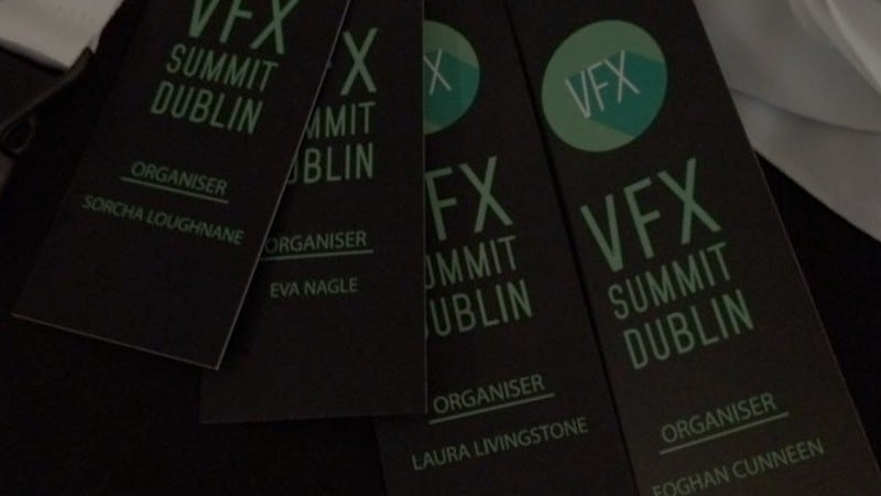 VFX Summit Dublin 2014