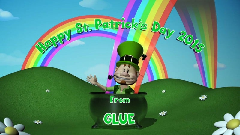 St. Patrick's Day Video part 2