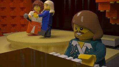 3D Animation – LEGO Eurovision