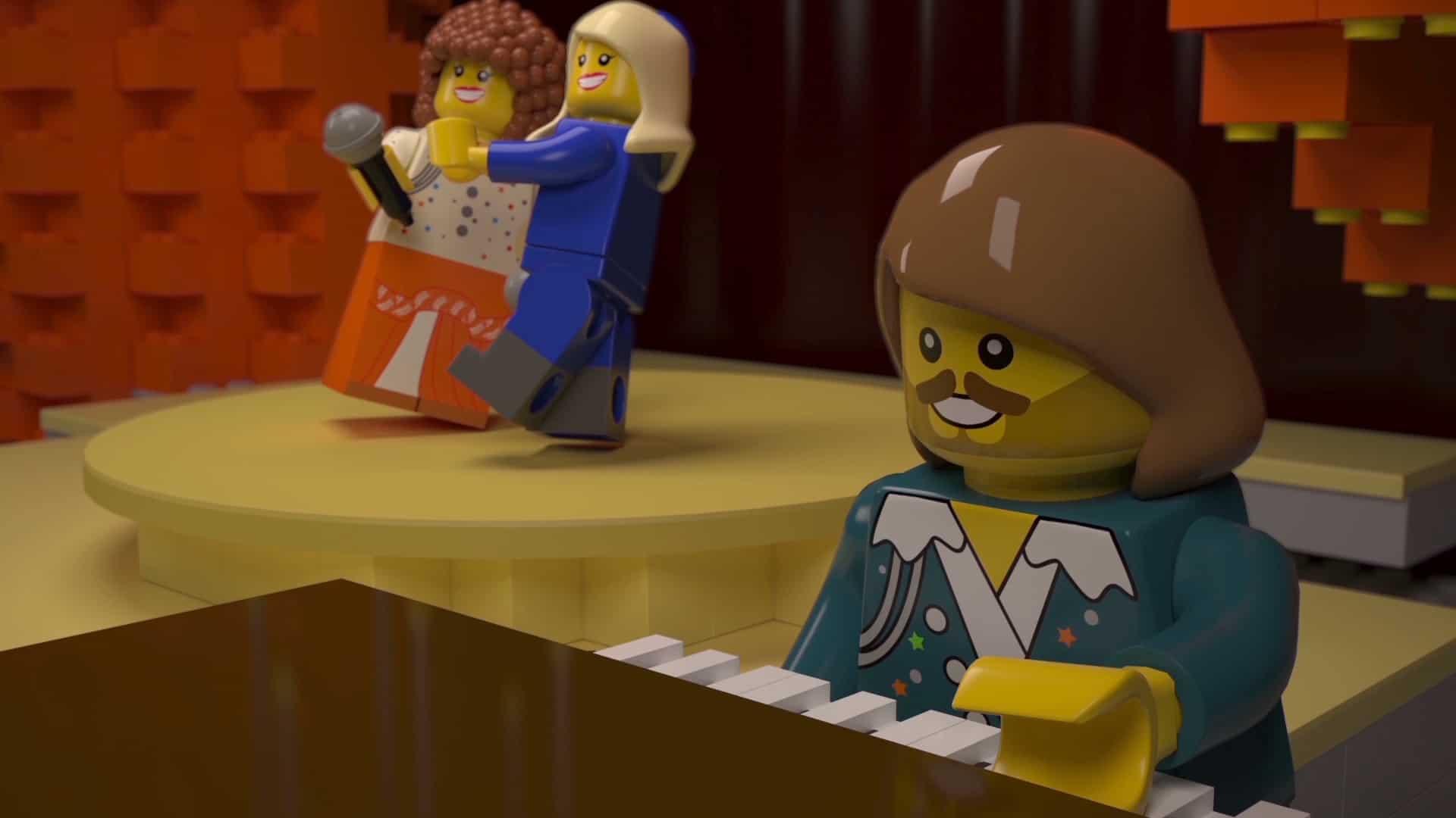 LEGO Happy Birthday Eurovision