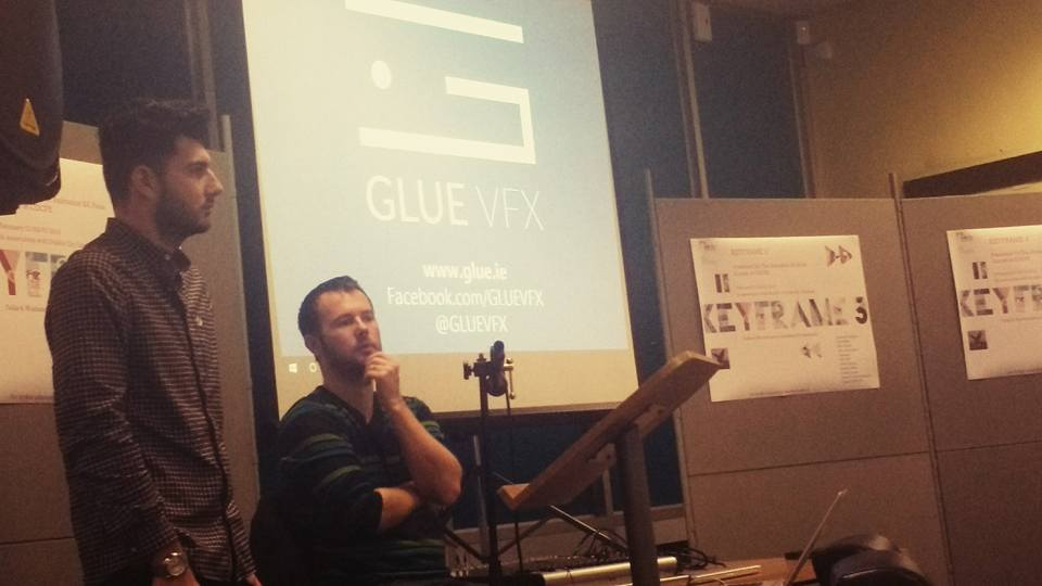 GLUE VFX at KEYFRAME 3