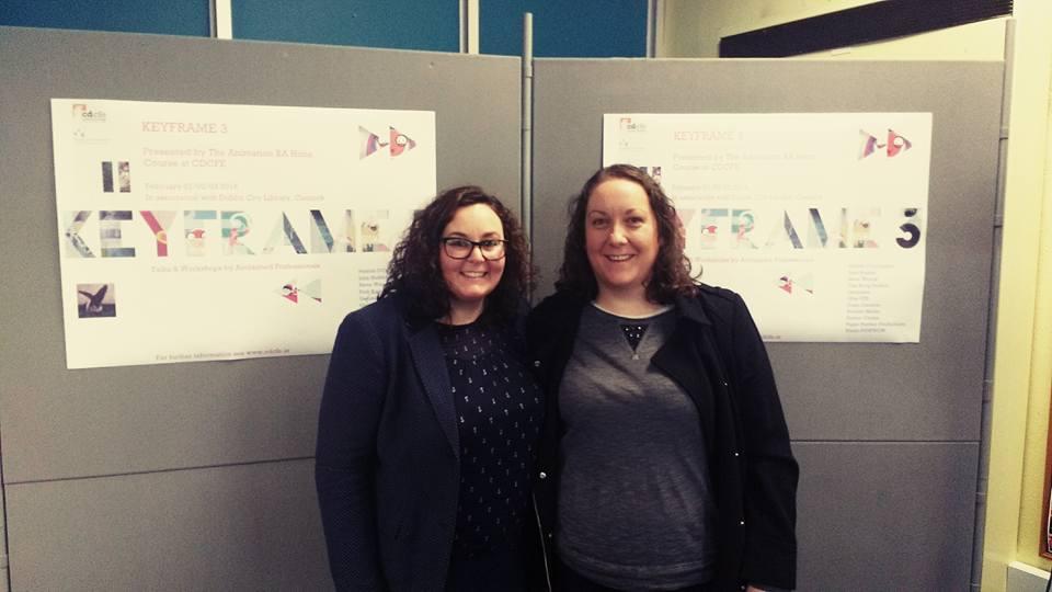 Niamh Herrity & Aoife Doyle