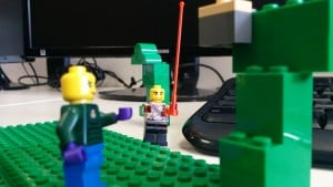 LEGO before