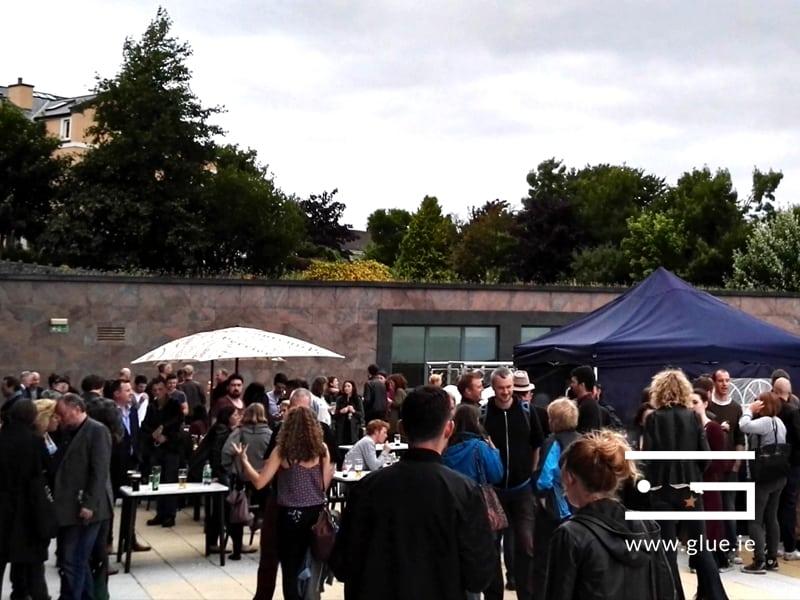 GLUE-VFX-Video-Production-Ireland-Galway-Film-Fleadh-Hotel