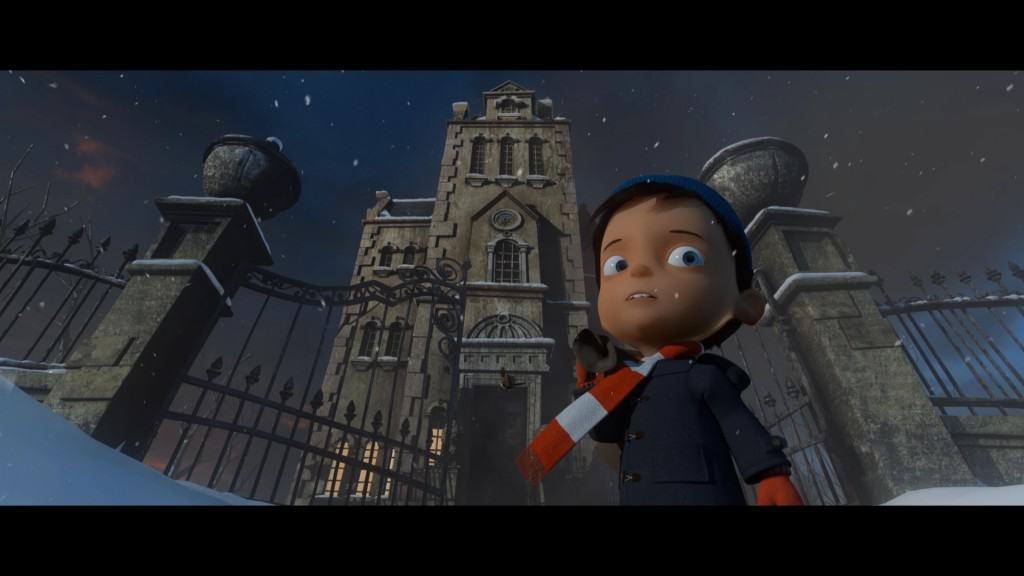 GLUE VFX - Video Production Ireland The Lost Letter at The Galway Film Fleadh
