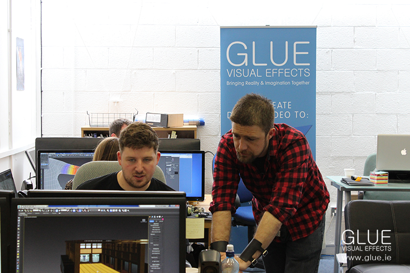 GLUE Visual Effects - Office - Post Production
