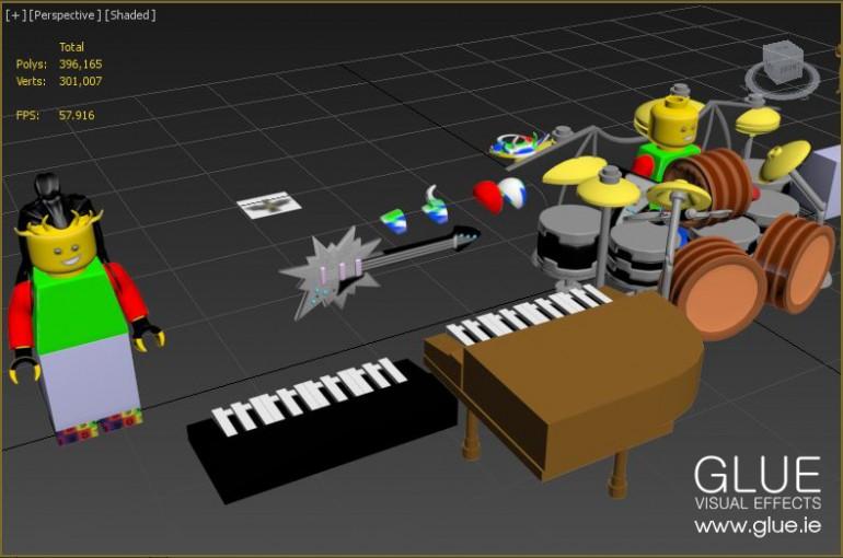 3D Prop Designs