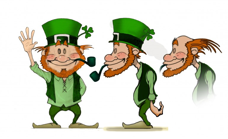Leprechaun Character Concept