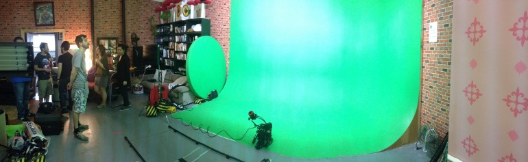 Panoramic_green_screen