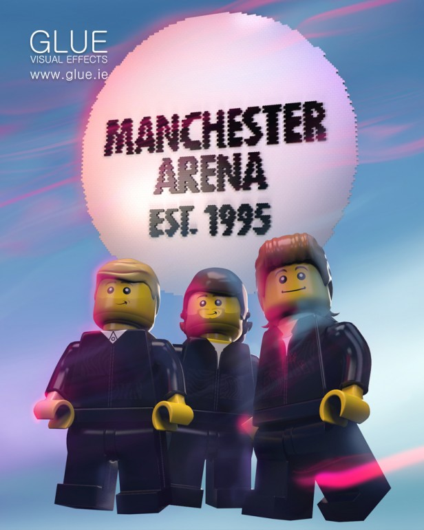 LEGO Take That