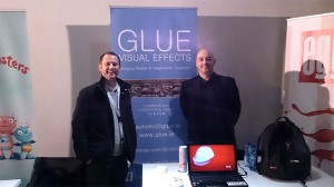 Glue at VFX Dublin
